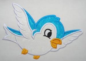 Blue Bird (te koop, zie webshop, applicaties)