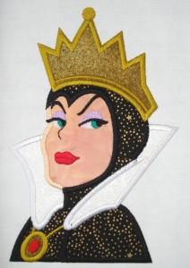 Boze koningin (te koop, zie webshop, applicaties)