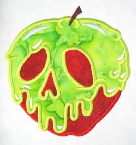 Vergiftigde appel (te koop, zie webshop, applicaties)