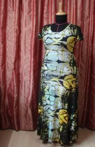 Lange jurk 1