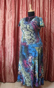 Lange jurk 3