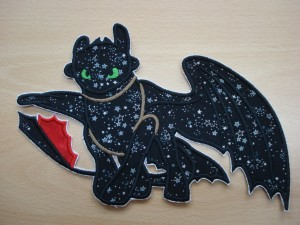Toothless 1 €14,95