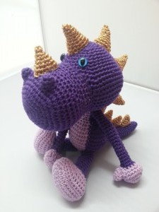 Puff the magic dragon (te koop, zie webshop)