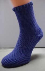 Sok grove sokkenwol2